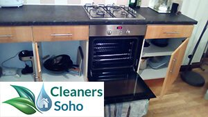 end of tenancy clean soho